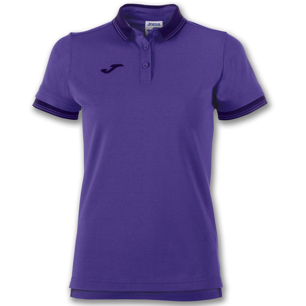 BALI ll POLO SHIRT WOMAN PURPLE